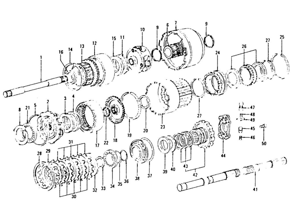 1969 nova wiring tachometer harness