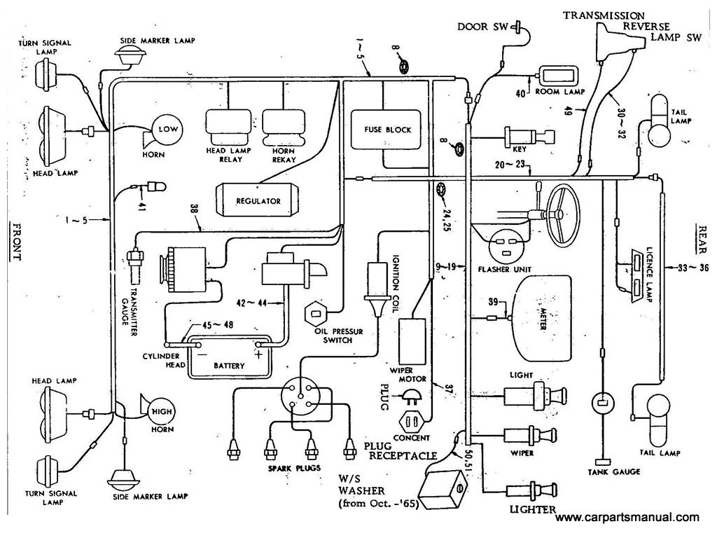 bluebird a3re ignition wiring diagram datsun bluebird (411) wiring msd 6aln ignition wiring diagram
