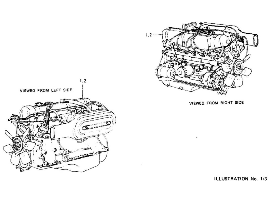 280z Engine Diagrams Wiring Datsun 280zx Diagram Z L24 L26 Cam V8