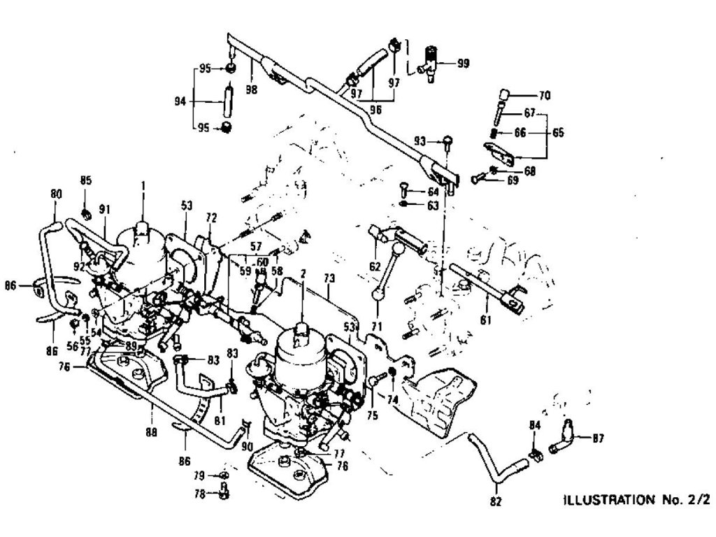 Carburetor L26 (From Aug.-'73 To Nov.-'74) [2]