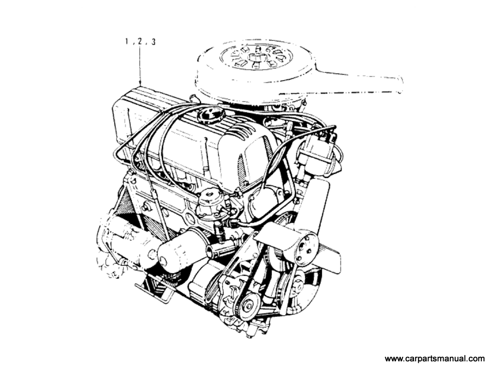 Engine Assembly (L18)