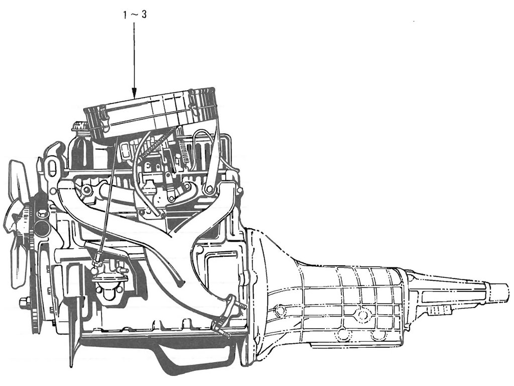 Engine Assemblies (J13) (To Jun.-'69)