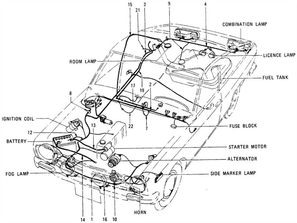 Datsun 1200 B110 Wiring 1977 280z Fuel Injection Diagram Coupe