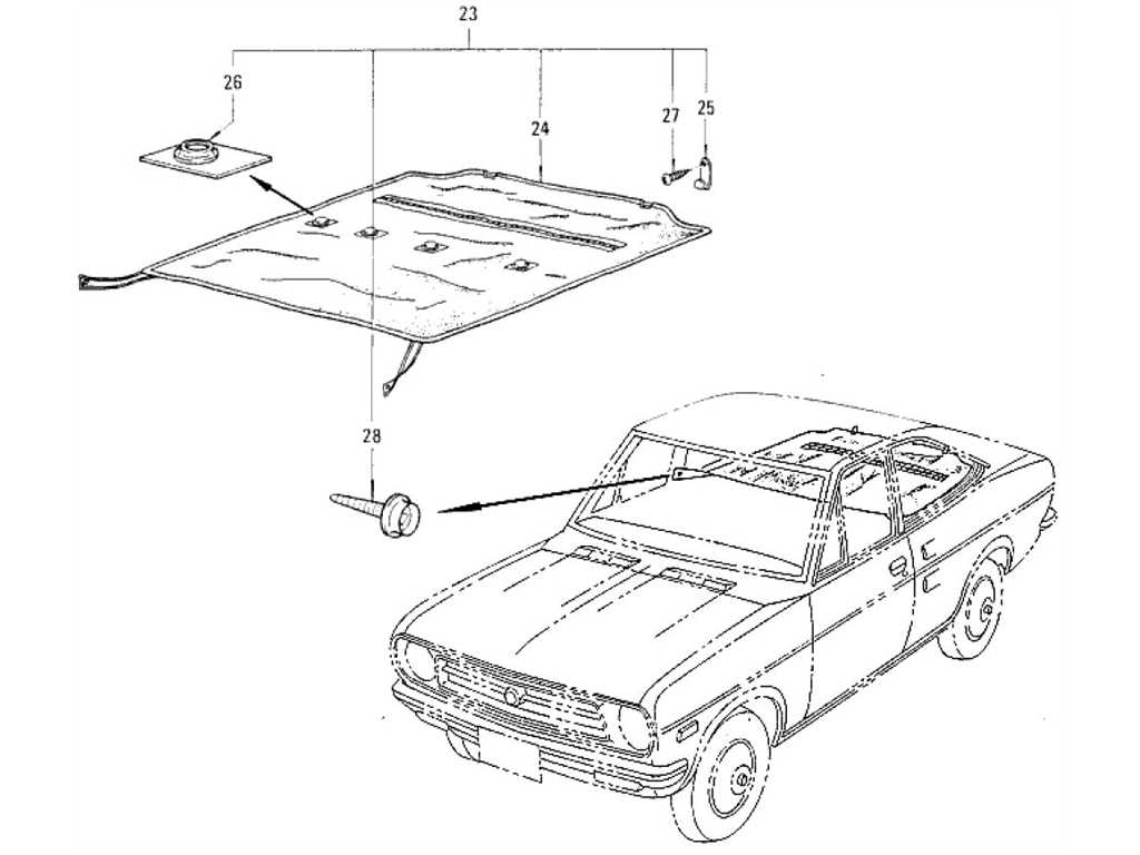 Tonneau Cover (Coupe)
