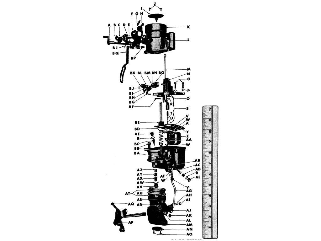 1945 Willys Jeep Engine Diagrams Mb Carburetor
