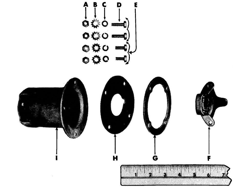 TRAILER ELECTRIC COUPLING SOCKET