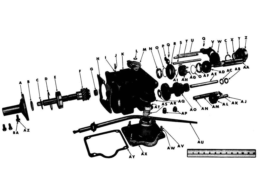 wiring diagram for willys mb