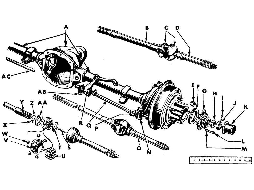 1941 ford suspension pictures to pin on pinterest